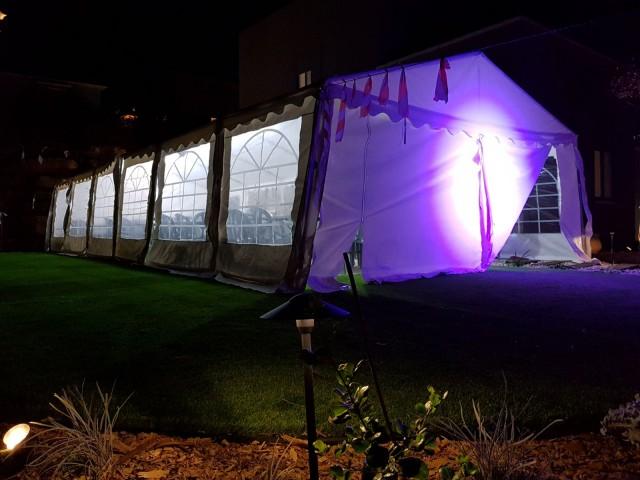 אוהלים לאירועים למכירה